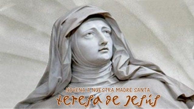 Dia   8 novena a nuestra madre santa