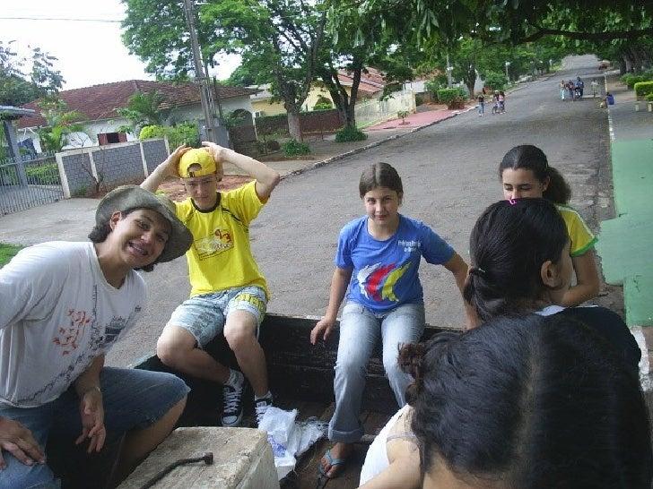 Dia das Criancas - Rotaract Club de Rondon