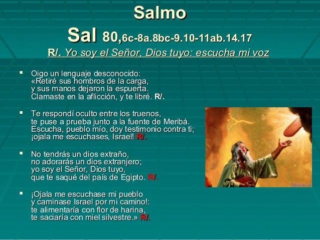 Resultado de imagen para Esto dice el Señor: «Vuelve, Israel, al Señor tu Dios, porque tropezaste por tu falta.