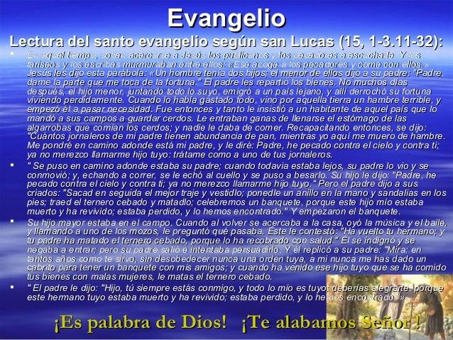 Resultado de imagen para en aquel tiempo, solían acercarse a Jesús todos los publicanos y los pecadores a escucharle.