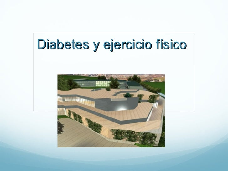 Diabetes y-ejercicio
