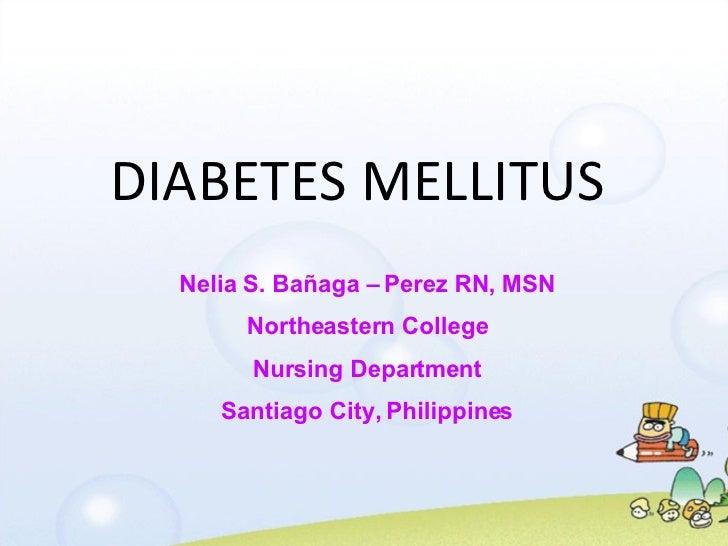 Diabetes A