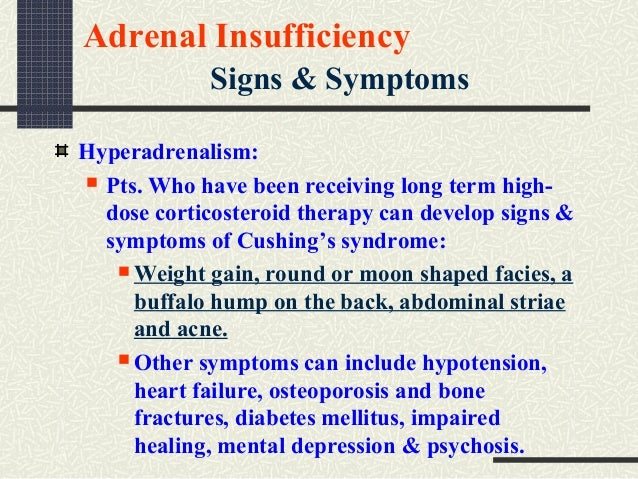 corticosteroid side effects ppt