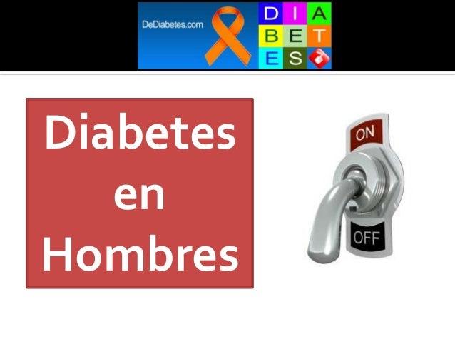 Diabetes en Hombres