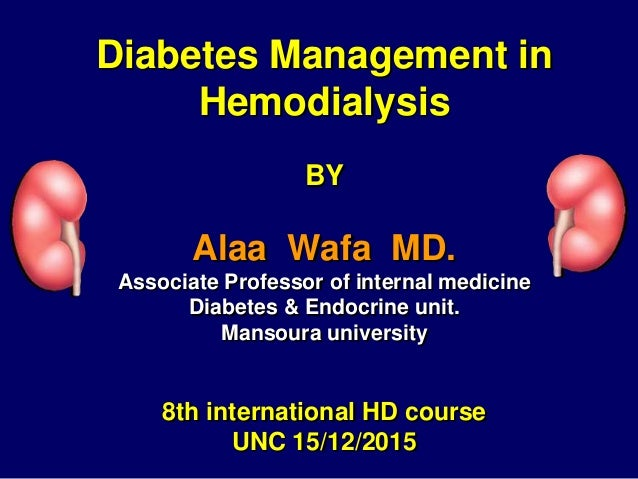 Type 1 diabetes thesis