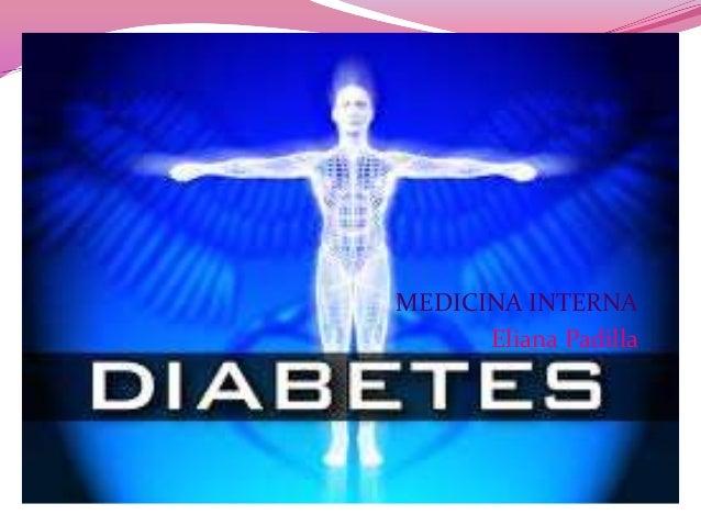 Diabetes med interna