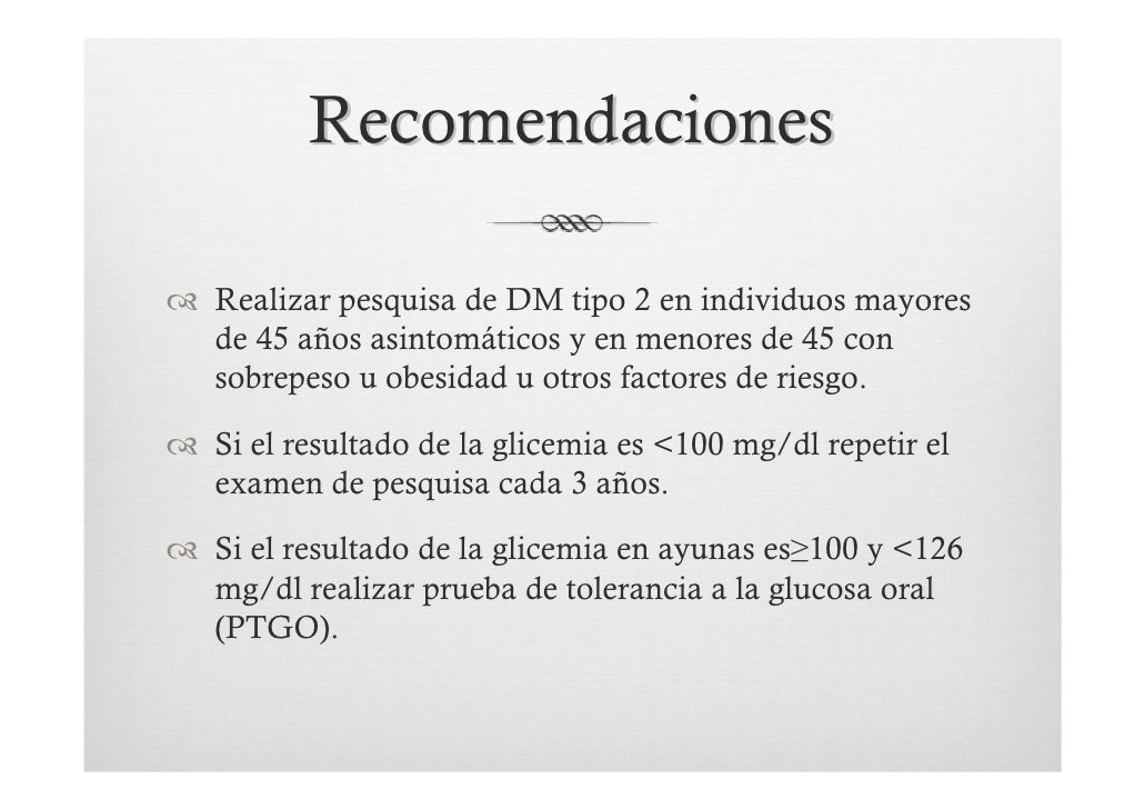 Diabetes Mellitus: Epidemiologia De La Diabetes Mellitus