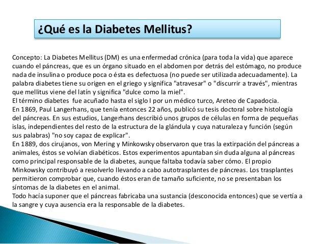 Diabetes mellitus ppoint