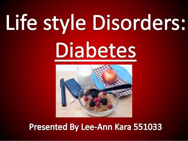 What is diabetes? Diabetes is a chronic disease that arises when the pancreas does not produce enough insulin, or when th...