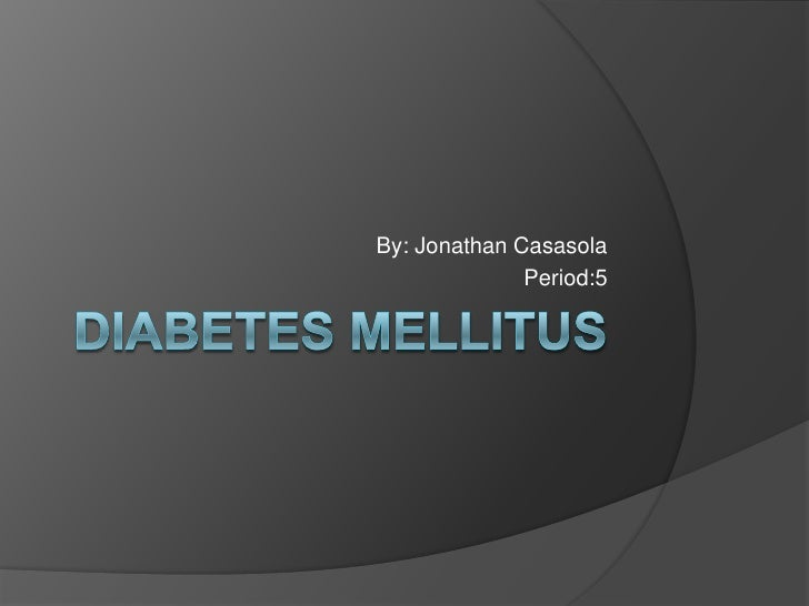 Diabetes project done