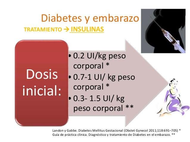 Diabetes y embarazo leonel