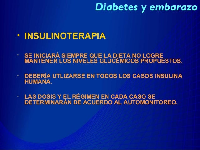 Diabetes y embarazo huespe