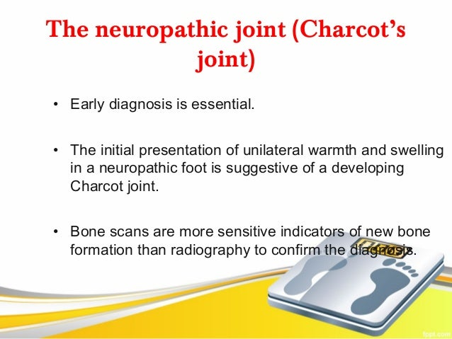 CHARCOT MARIE TOOTH VS. CHARCOT FOOT – Active P&O – Diabetes Research