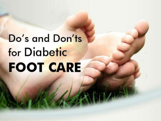 Diabetes foot care video monitor