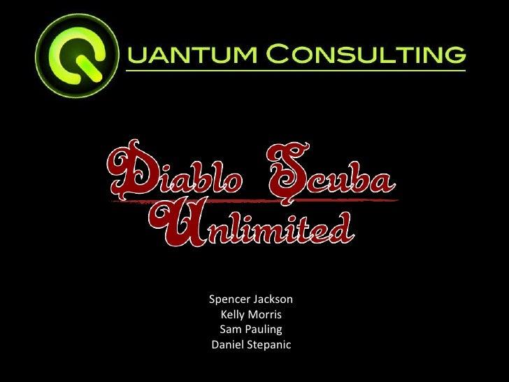 Diablo Scuba Unlimited