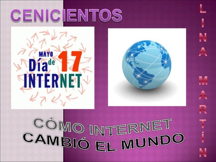 Dia de internet lina