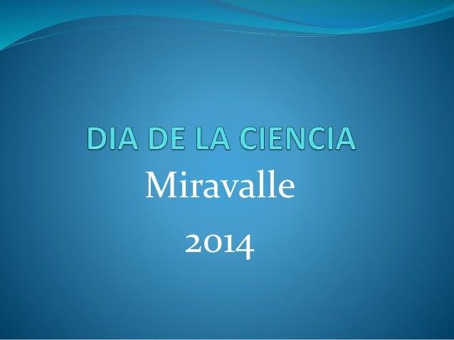 Miravalle  2014