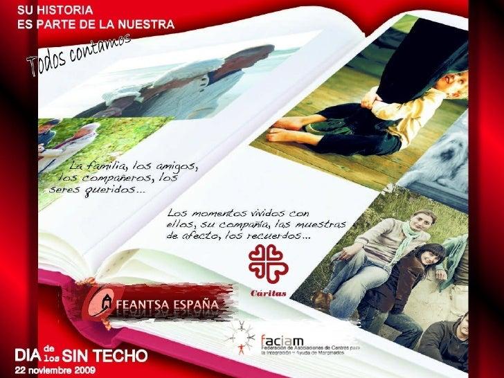 Día de los Sin Techo 2009