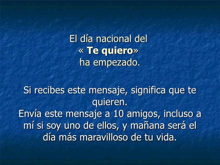 Dia Del Te Quiero(2)