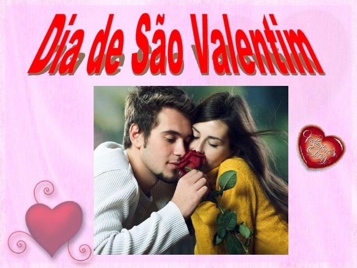 Dia de São Valentim<br />