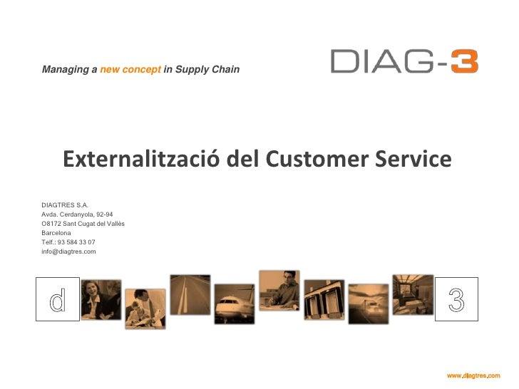 Diag3 Externalització Customer Service