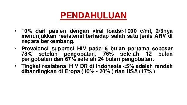 Asuhan Keperawatan Pada Pasien HIV AIDS