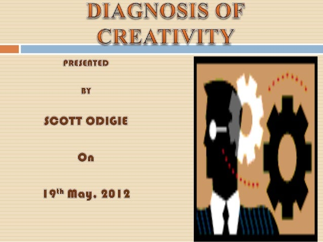 PROGRAMME1.   Reference2.   Objective3.   Introduction4.   Creativity: dimensions5.   Myths/lies about creativity6.   Trut...