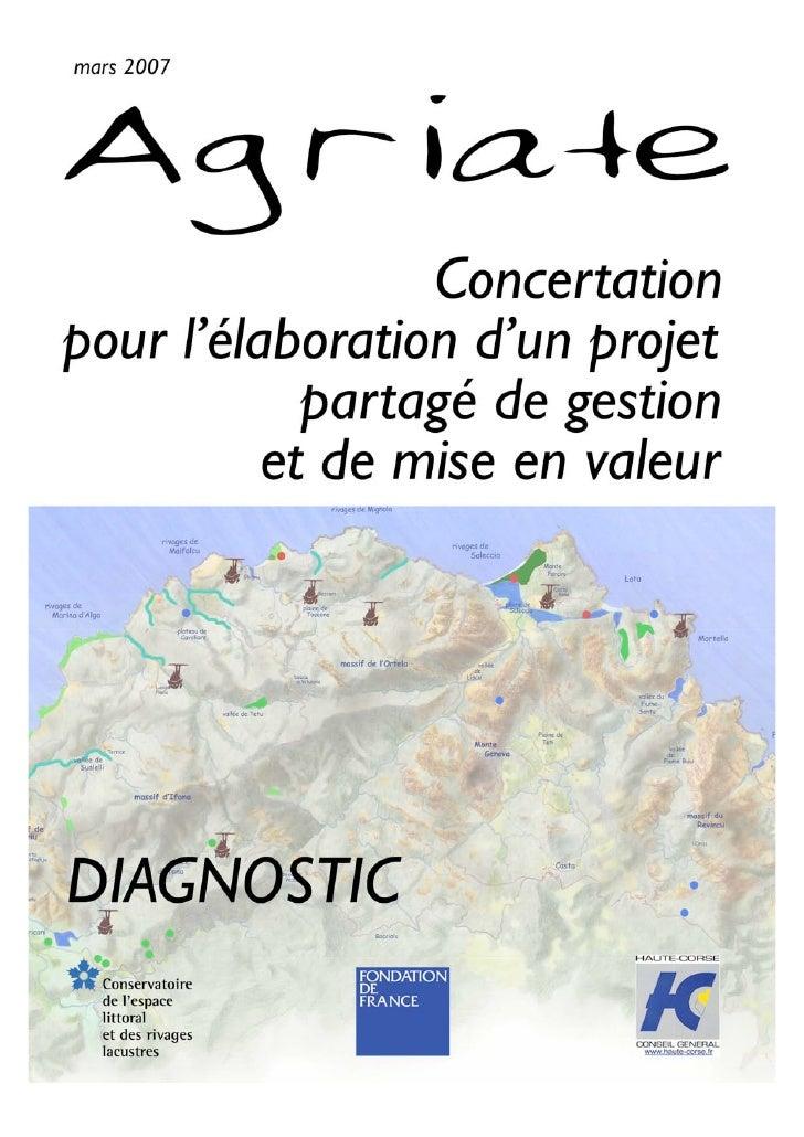Diagnostic Agriate0307