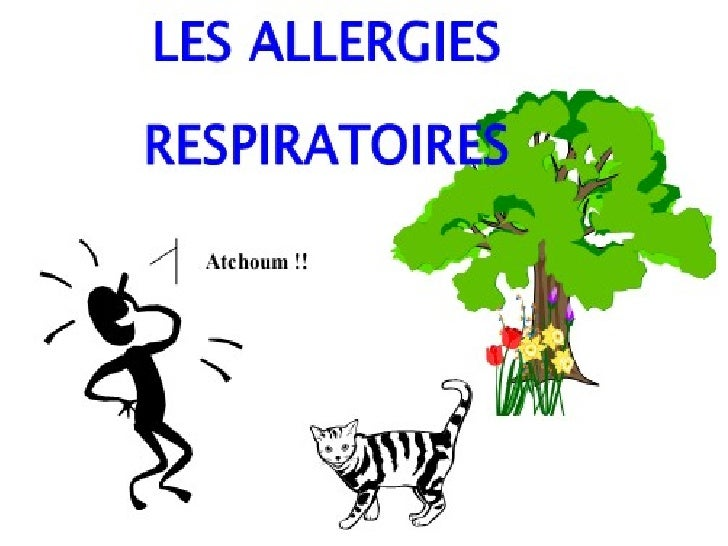 Diagnostic des allergies respiratoires