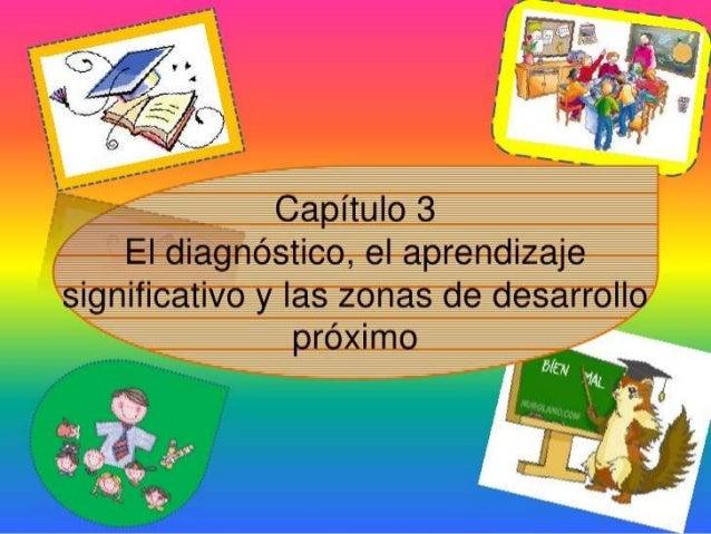 El diagnostico de instrumentos se desarrollan dos marcos loscualitativo y lo cuantitativo. Los conocimientos previos se tr...