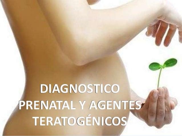 diagnostico prenatal: