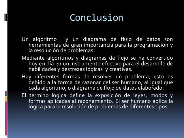 Diagrama de flujo for Conclusion de un vivero