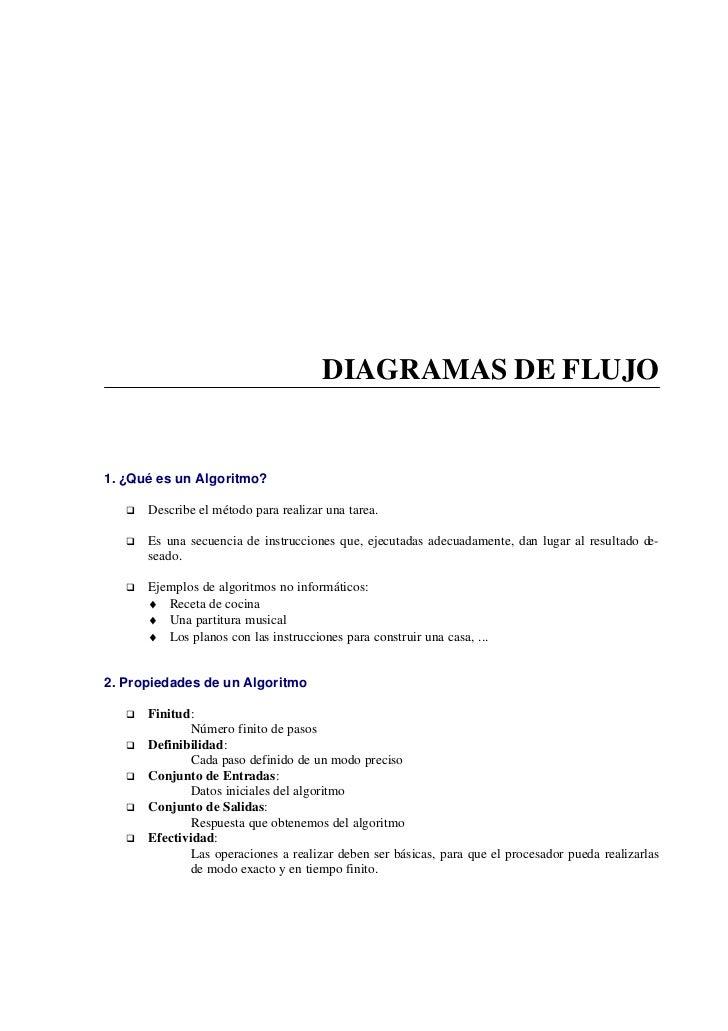 DIAGRAMAS DE FLUJO1. ¿Qué es un Algoritmo?   q   Describe el método para realizar una tarea.   q   Es una secuencia de ins...