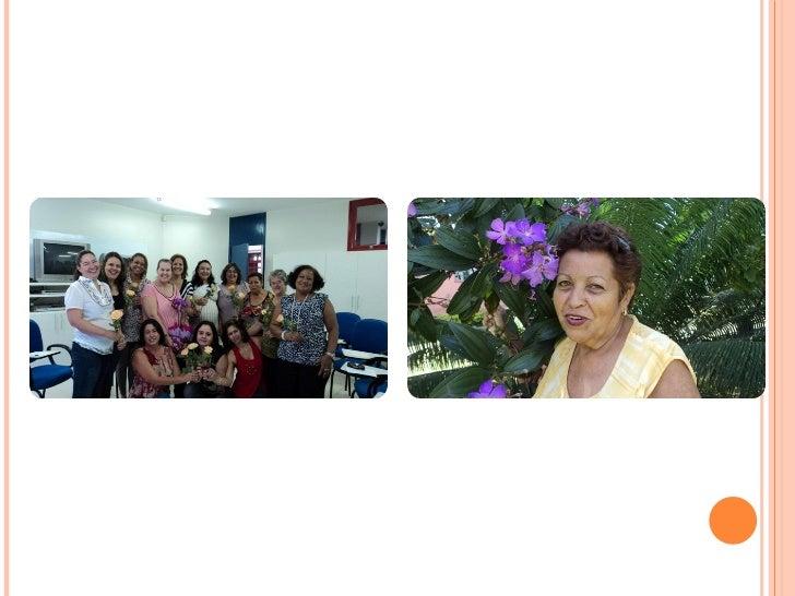 Dia Internacional da Mulher - Apresentação 05