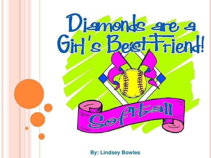 Diamonds are a girl's best friend presentation