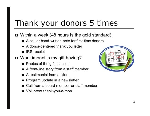 Diane Remin - Raise More Money by Keeping Your Donors