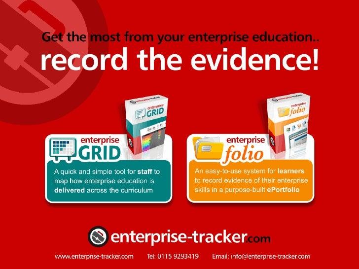 Enterprise Tracker