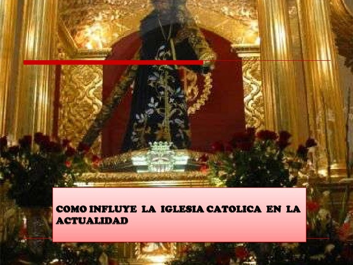 Diap la iglesia catolica hoy