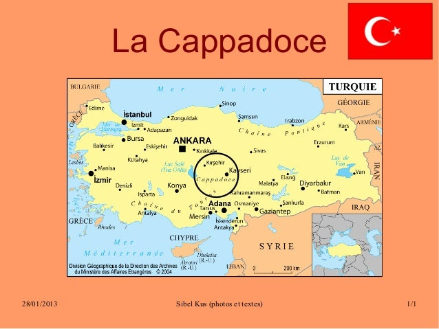 La Cappadoce28/01/2013      Sibel Kus (photos et textes)   1/1