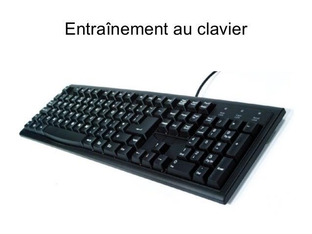 Entraînement au clavier