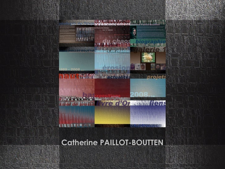 Catherine PAILLOT-BOUTTEN