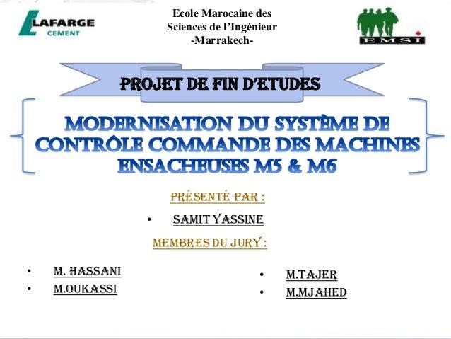 Ecole Marocaine des                                                     Add your company slogan                       Scie...