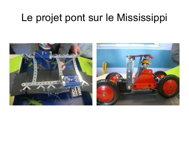 Le projet pont sur le Mississippi