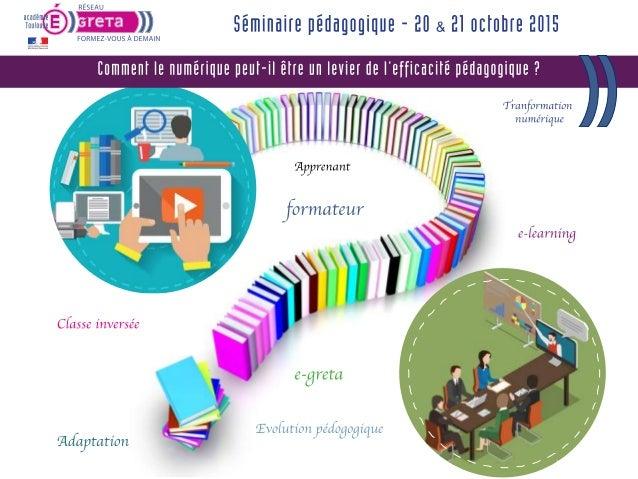 L'évolution des compétences et des postures des formateurs Christophe Batier / Mardi 20 Octobre 2015 / Toulouse http://twi...