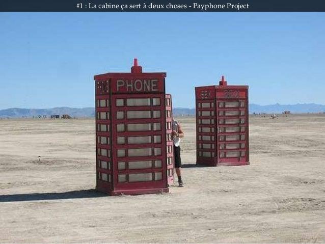 #1 : La cabine ça sert à deux choses - Payphone Project