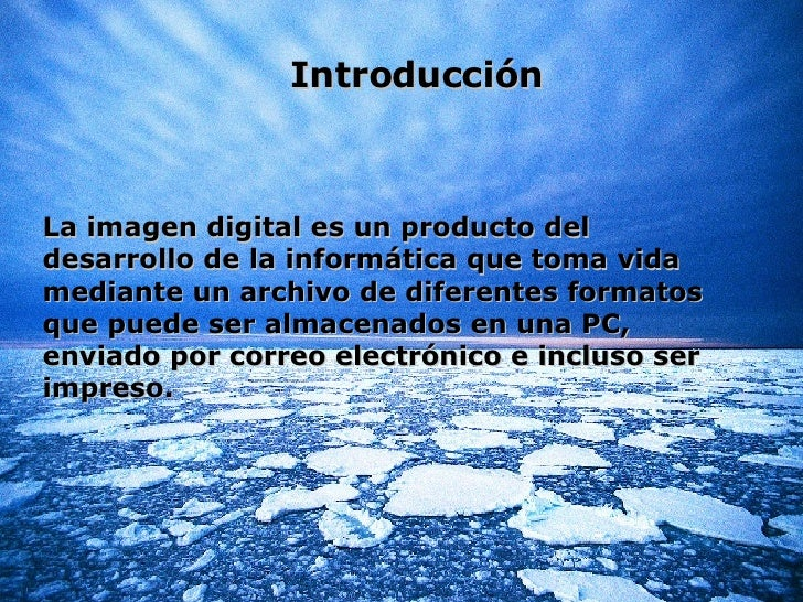 Diapositiva De Imagenes Digitales Final