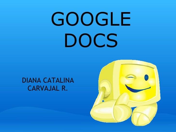 Diapositiva Docs