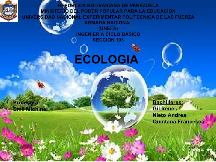 Diapositiva  educacion ambiental