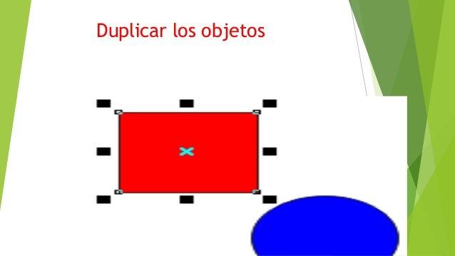 Duplicar los objetos