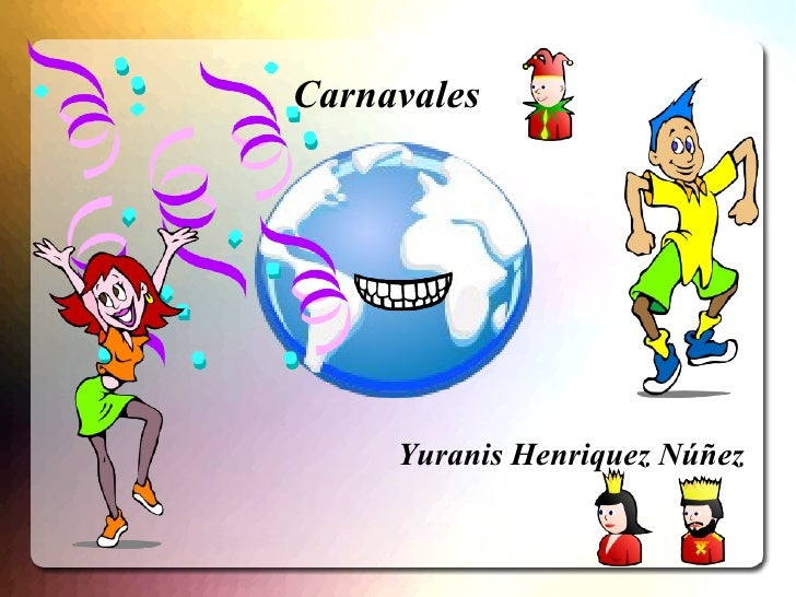 Carnavales          Yuranis Henriquez Núñez